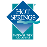 Hot Springs National Park Arkansas logo